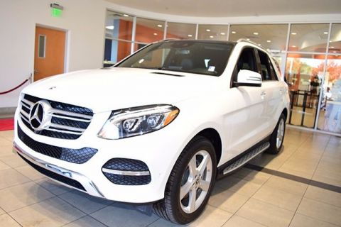 New 2018 Mercedes-Benz GLE 350 W4 AWD 4MATIC®