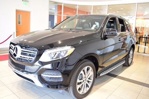 New 2018 Mercedes-Benz GLE 550e AWD 4MATIC®