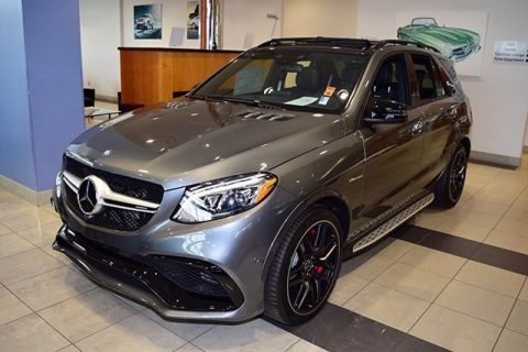 New 2017 Mercedes-Benz GLE  AWD 4MATIC®