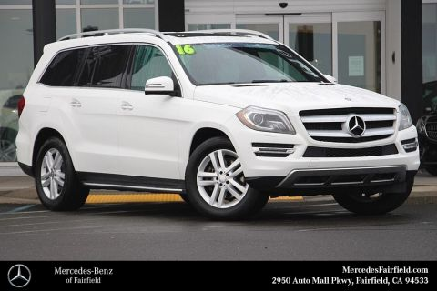 Certified Pre-Owned 2016 Mercedes-Benz GL 350