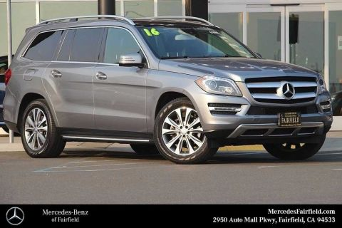 Certified Pre-Owned 2016 Mercedes-Benz GL 450