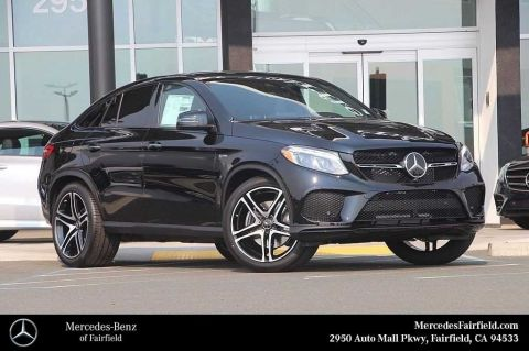 New 2018 Mercedes-Benz GLE 43 AMG® Coupe