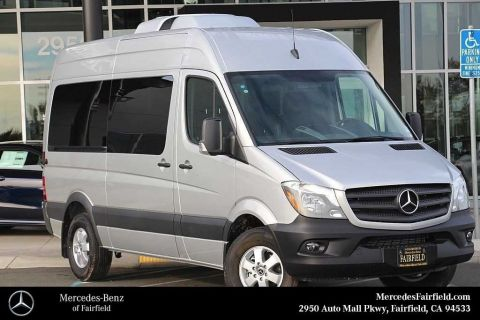 New 2018 Mercedes-Benz Sprinter Passenger 144 WB