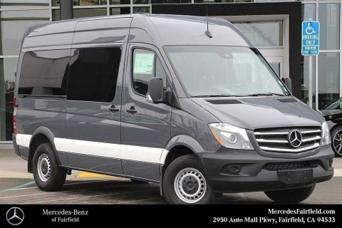 New 2018 Mercedes-Benz Sprinter Cargo 144 WB