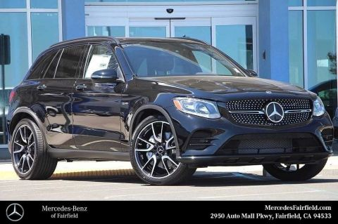 New 2018 Mercedes-Benz GLC 43 AMG®