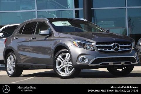 New 2018 Mercedes-Benz GLA 250