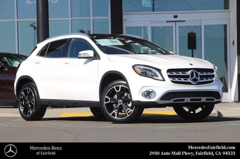 New 2019 Mercedes-Benz GLA 250