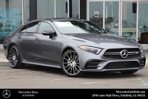 New 2019 Mercedes-Benz CLS 53 AMG®