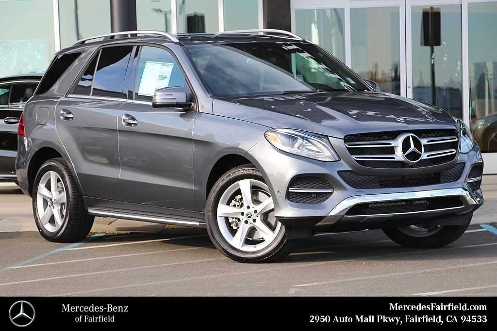 New 2019 Mercedes-Benz GLE 400