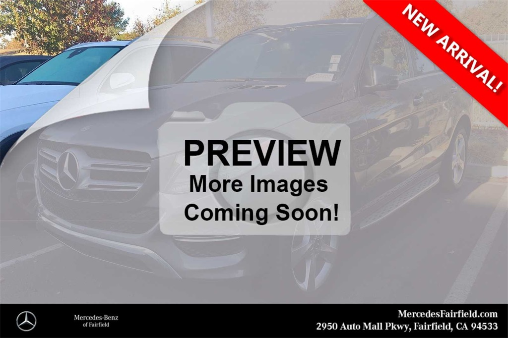 Certified Pre-Owned 2017 Mercedes-Benz GLE 350
