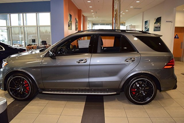 new 2017 mercedes benz gle 63 s amg suv in fairfield. Black Bedroom Furniture Sets. Home Design Ideas