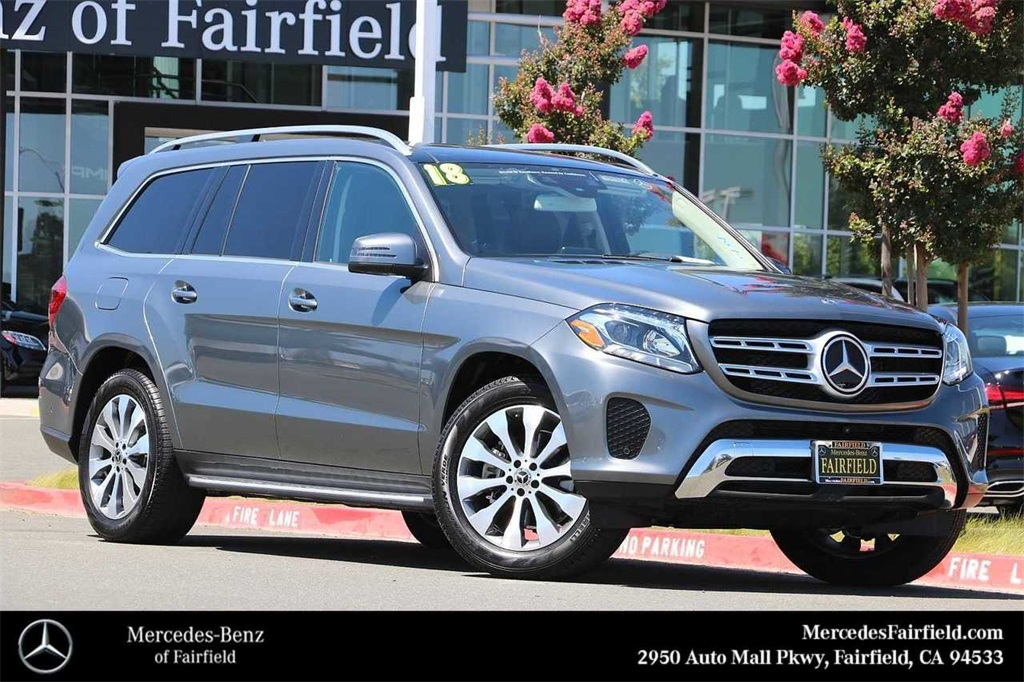 Certified Pre-Owned 2018 Mercedes-Benz GLS 450