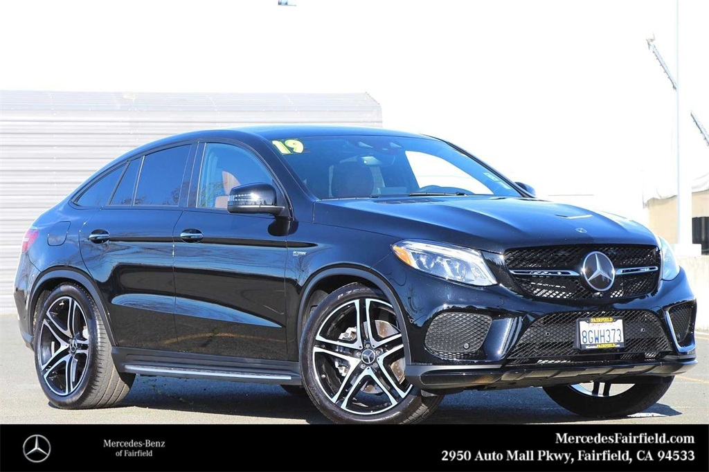 Certified Pre-Owned 2019 Mercedes-Benz GLE 43 AMG®