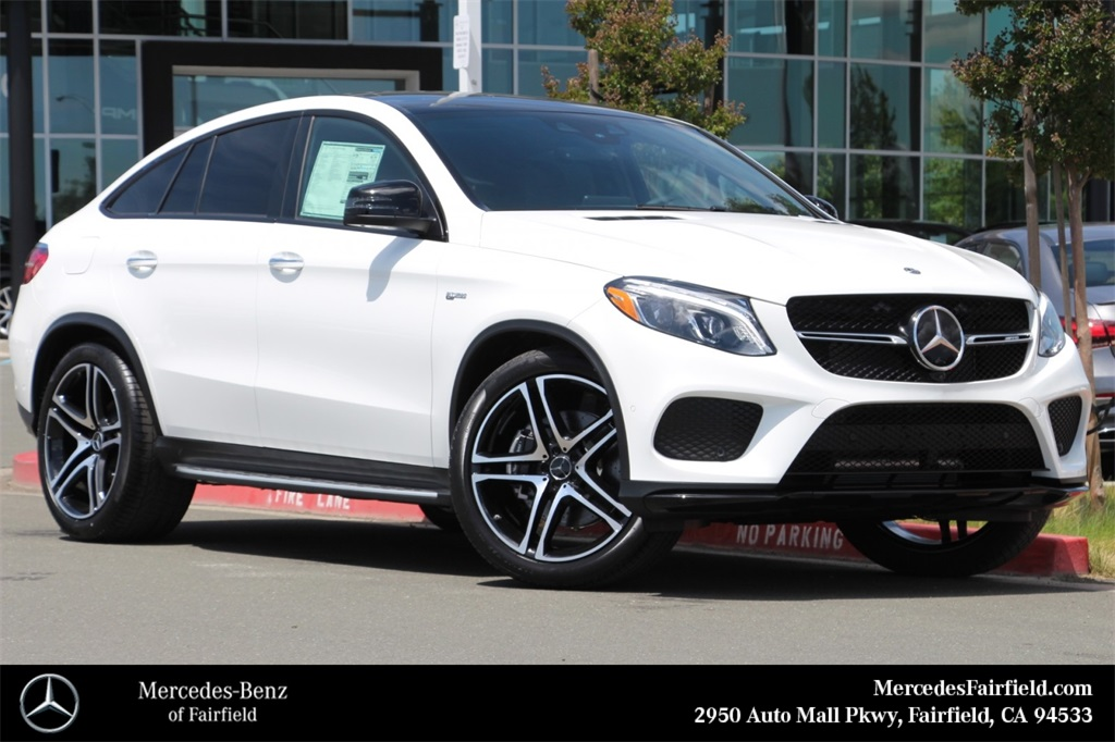 New 2019 Mercedes-Benz GLE 43 AMG®