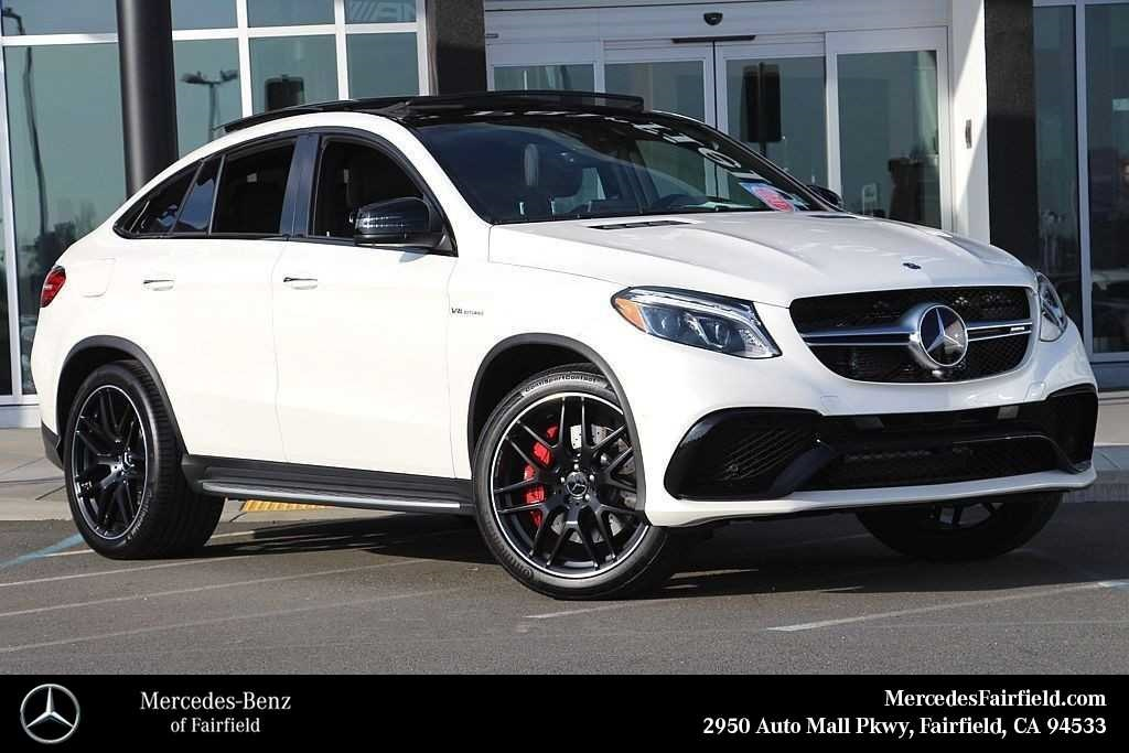New 2018 Mercedes-Benz GLE 63 AMG®