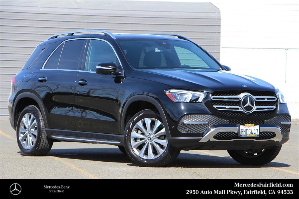 Certified Pre-Owned 2020 Mercedes-Benz GLE 350