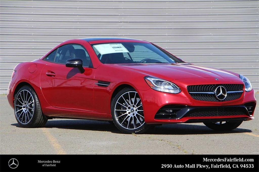 New 2020 Mercedes-Benz SLC 300