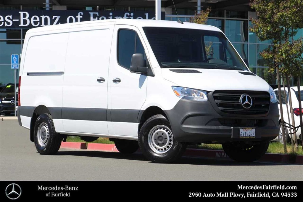 Certified Pre-Owned 2019 Mercedes-Benz Sprinter