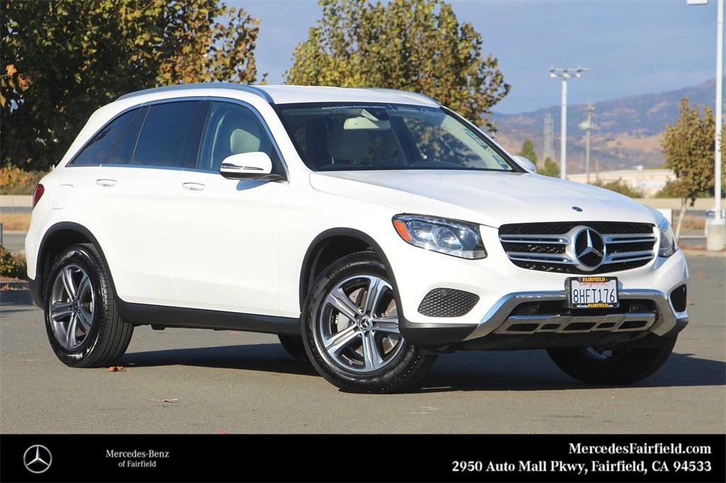 Certified Pre-Owned 2019 Mercedes-Benz GLC 300