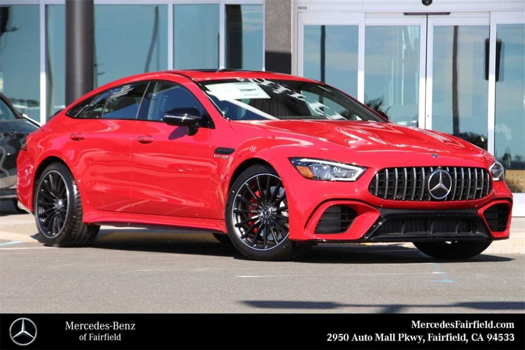 New 2019 Mercedes-Benz GT Base
