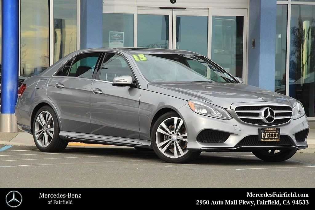 mercedes benz sport class sedan used detail at e