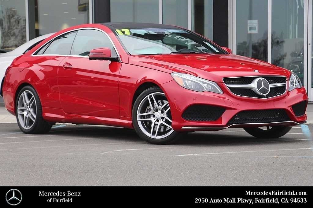 Certified Pre-Owned 2017 Mercedes-Benz E-Class E 550