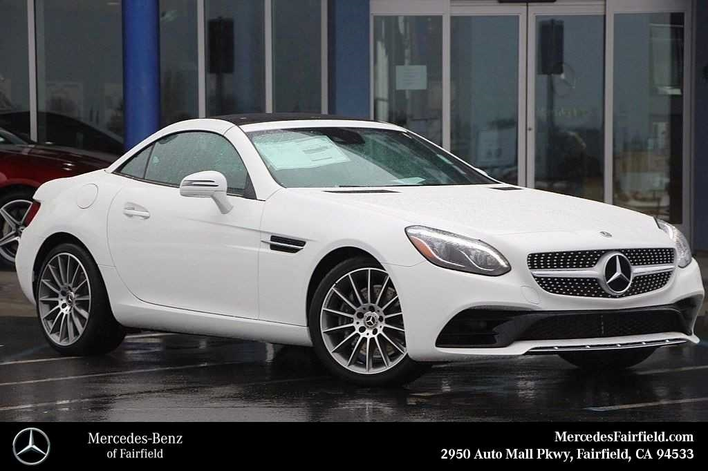 New 2018 mercedes benz slc 300 roadster in fairfield for Mercedes benz financial payment address