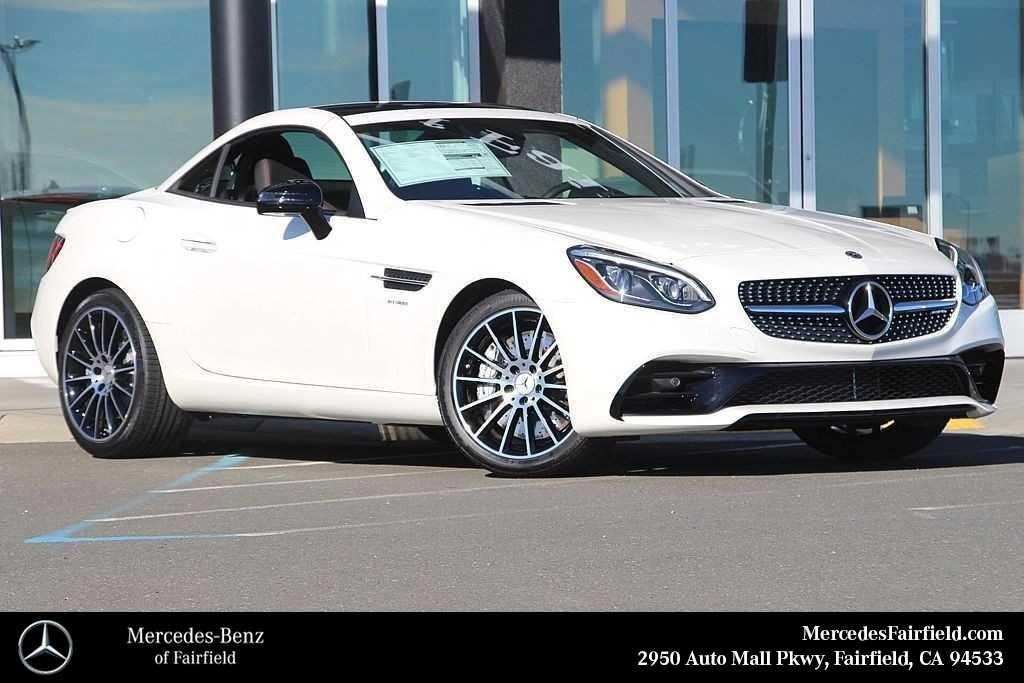 New 2019 Mercedes-Benz SLC 43 AMG®