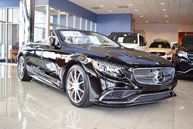 New 2017 mercedes benz s class s 65 amg cabriolet in for Mercedes benz amg s class