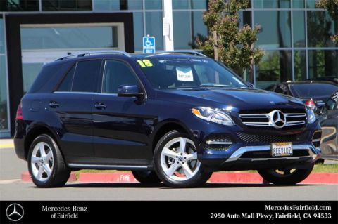 Certified Pre-Owned 2018 Mercedes-Benz GLE 350