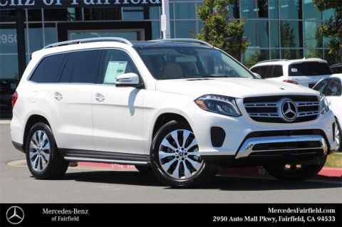 New 2019 Mercedes-Benz GLS 450