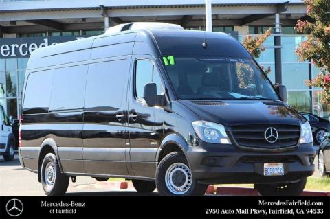Certified Pre-Owned 2016 Mercedes-Benz Sprinter Passenger 170 WB
