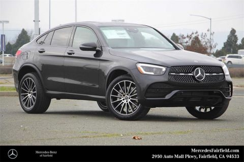 New 2020 Mercedes-Benz GLC 300 Coupe