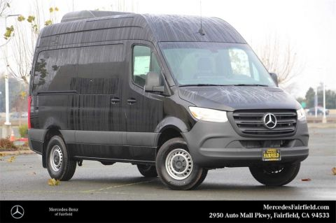 New 2019 Mercedes-Benz Sprinter M1PVG