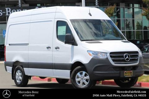 Pre-Owned 2019 Mercedes-Benz Sprinter Cargo 144 WB