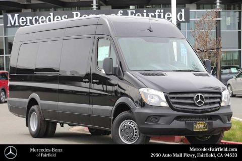 New 2018 Mercedes-Benz Sprinter Cab Chassis 144 WB