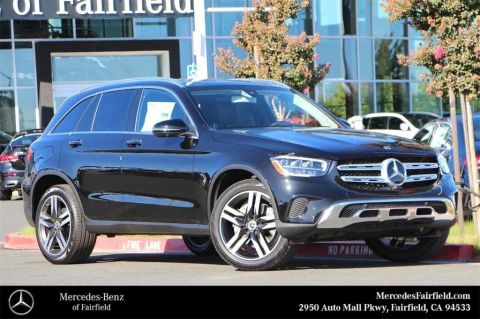 New 2020 Mercedes-Benz GLC 300