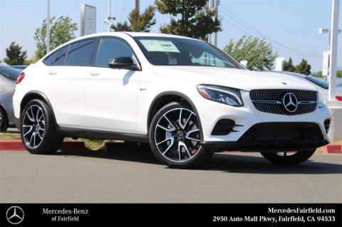 New 2019 Mercedes-Benz GLC 43 AMG®