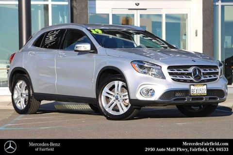 Certified Pre-Owned 2019 Mercedes-Benz GLA 250