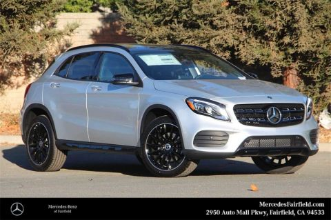 New 2020 Mercedes-Benz GLA 250