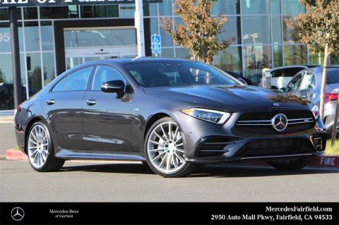 New 2020 Mercedes-Benz CLS 53 AMG®